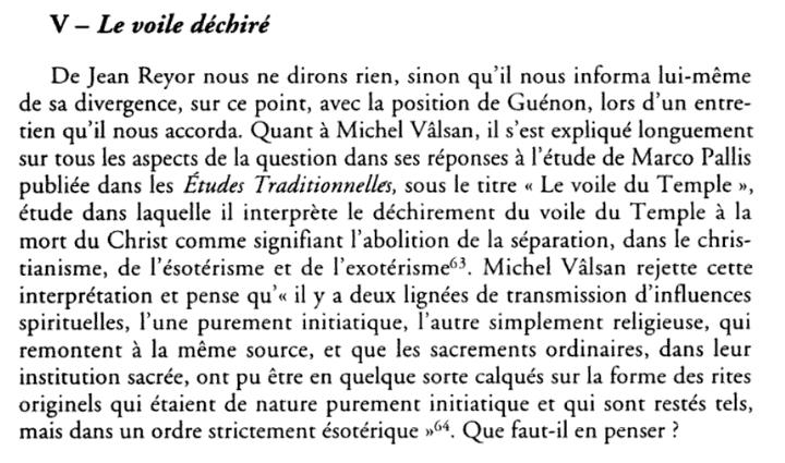 Ésotérisme et christianisme. Histoire et enjeux théologiques d'une expatriation - Jérôme Rousse-Lacordaire - Page 3 Scree109