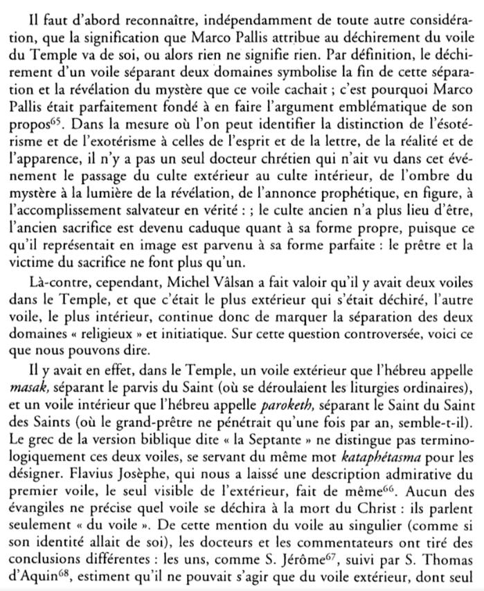 Ésotérisme et christianisme. Histoire et enjeux théologiques d'une expatriation - Jérôme Rousse-Lacordaire - Page 3 Scree110