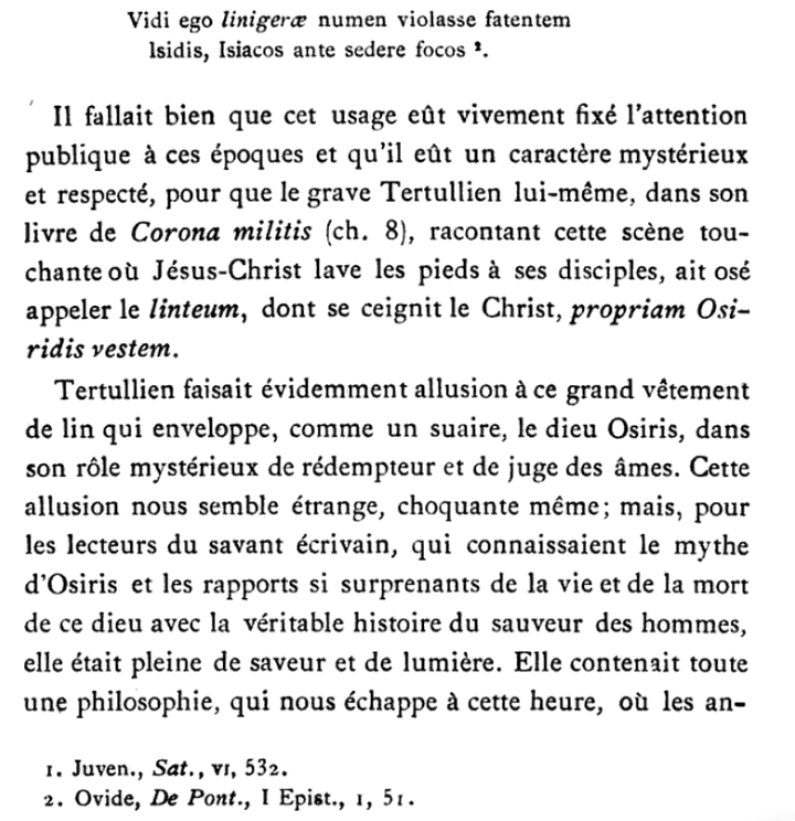 "La religion de l'Egypte antique : ""comme un christianisme enfantin"" Scree124"