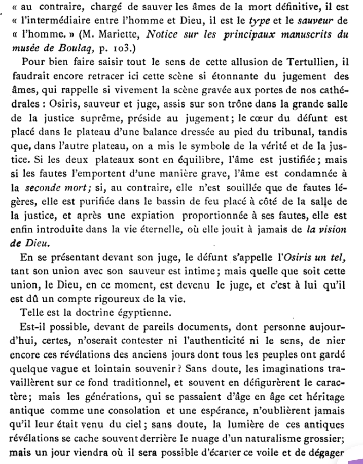 "La religion de l'Egypte antique : ""comme un christianisme enfantin"" Scree127"