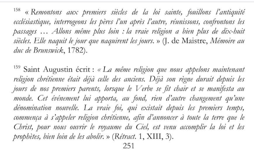 """Aux sources de la """"Tradition primitive"""" - enquête.  Scree173"""