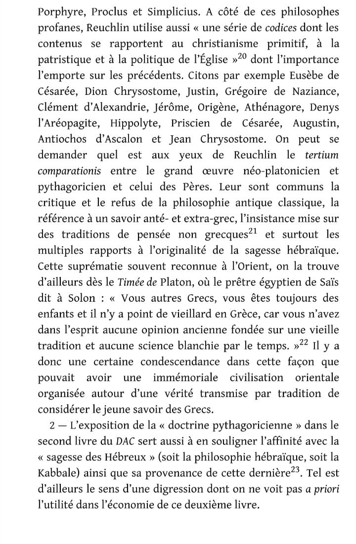 """Aux sources de la """"Tradition primitive"""" - enquête.  Scree191"""