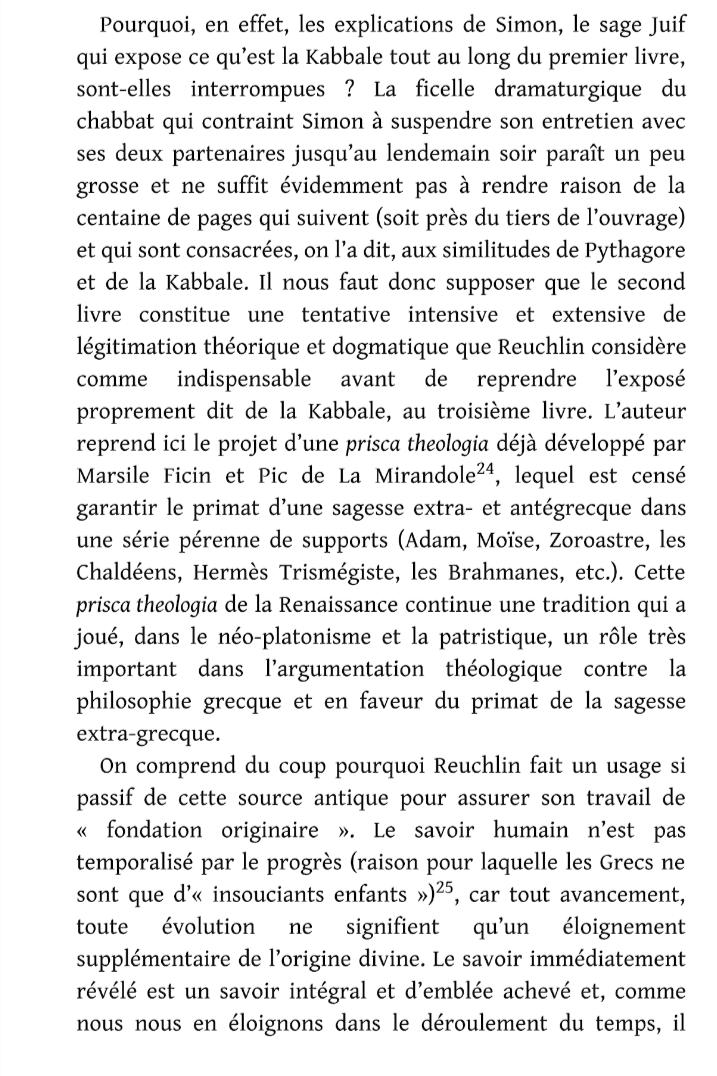 """Aux sources de la """"Tradition primitive"""" - enquête.  Scree192"""