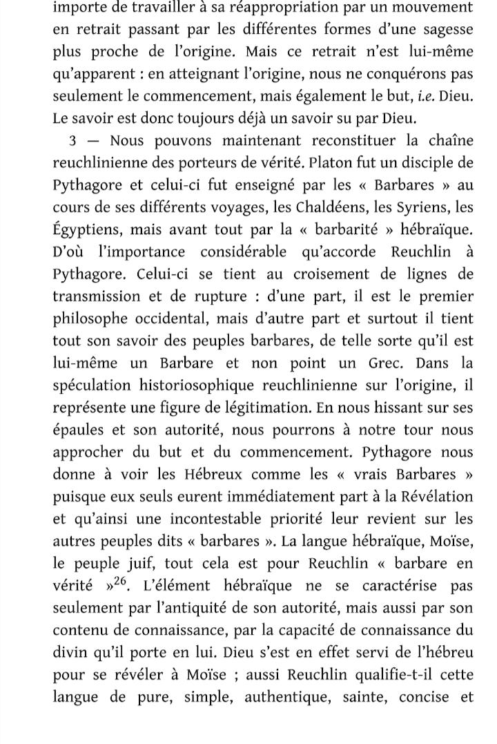 """Aux sources de la """"Tradition primitive"""" - enquête.  Scree193"""