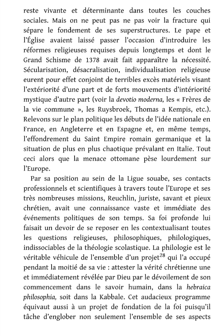"""Aux sources de la """"Tradition primitive"""" - enquête.  Scree195"""