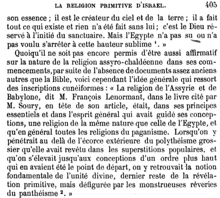 """Aux sources de la """"Tradition primitive"""" - enquête.  Scree202"""