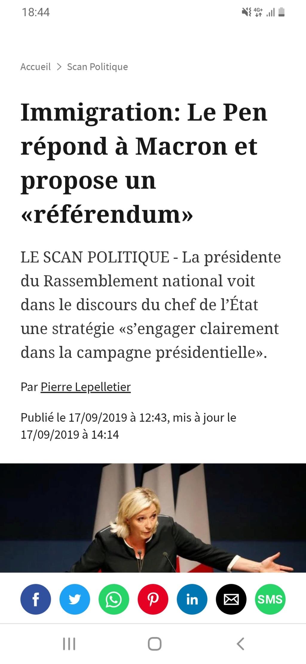 Marine Le Pen prochain président de la France ? - Page 2 Screen21