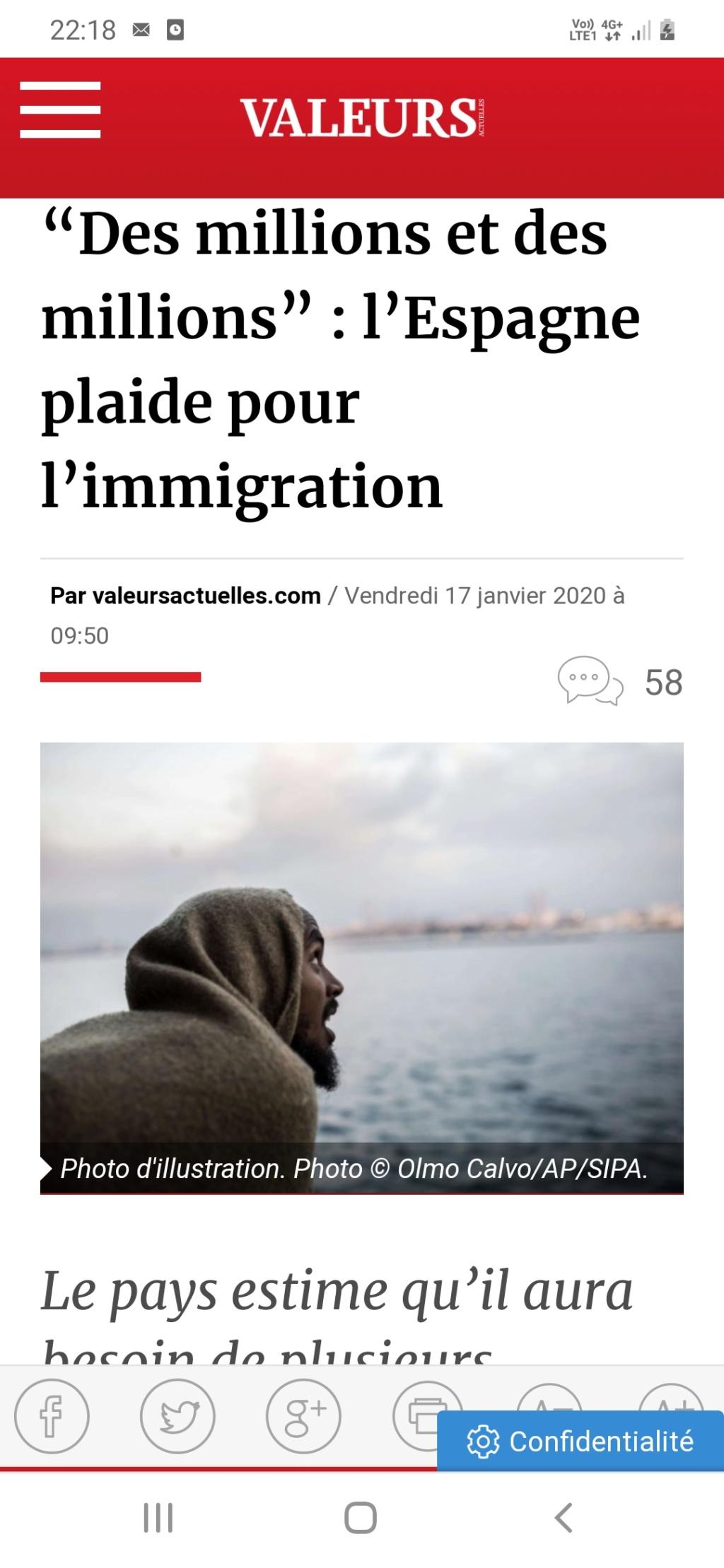 Immigration massive - quelles conséquences pour la France et l'Europe  ? - Page 9 Screen71