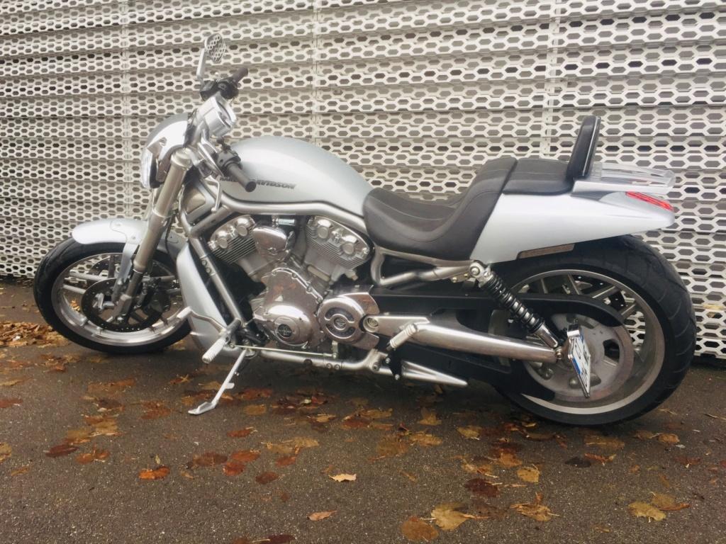 Harley Davidson V-Rod 10th anniversary edition(VENDUE) V-rod_11