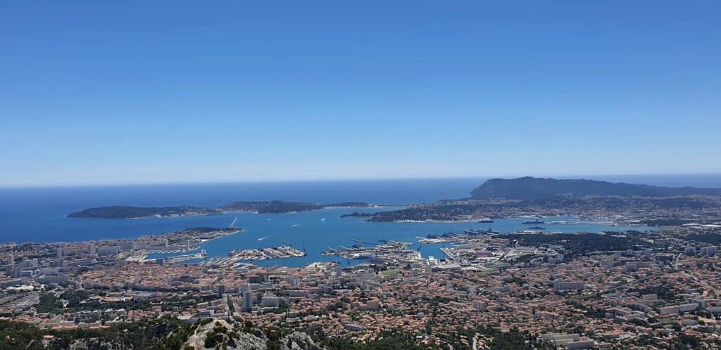 Mémorial Mont Faron Toulon  10302410