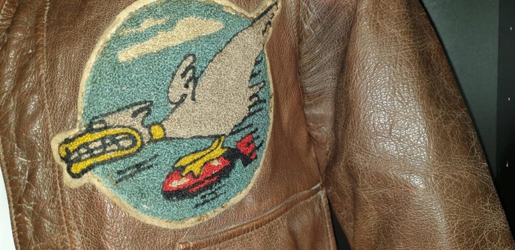 Blouson A2 8th air force  10648010