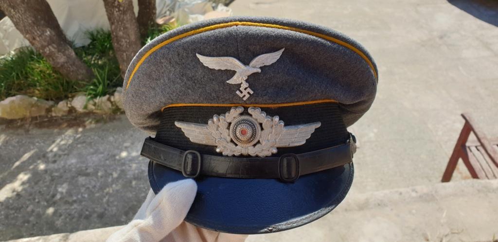 Schirmmütze flieger luftwaffe  20210411