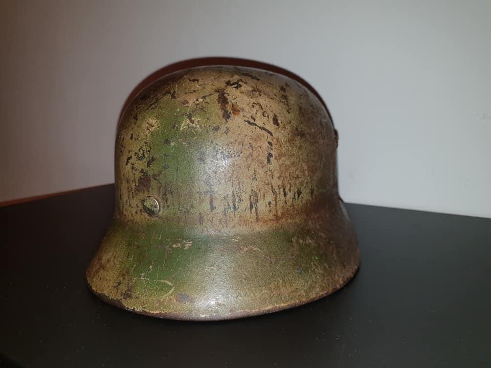 Bon début d'année, casquette usaaf, casque camo  49841110