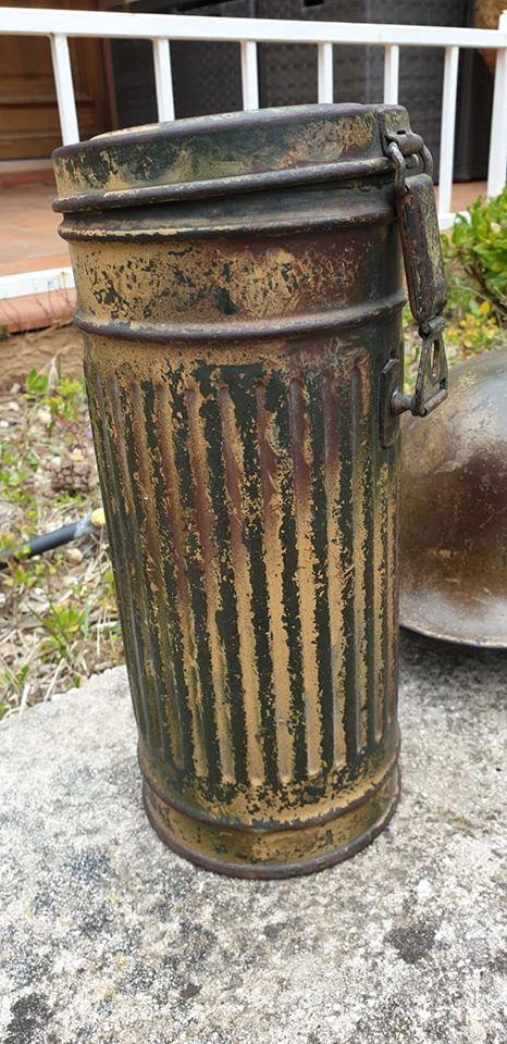 Boitier MAG camo 3 tons  85169010