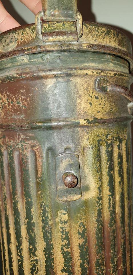 Boitier MAG camo 3 tons  88964910