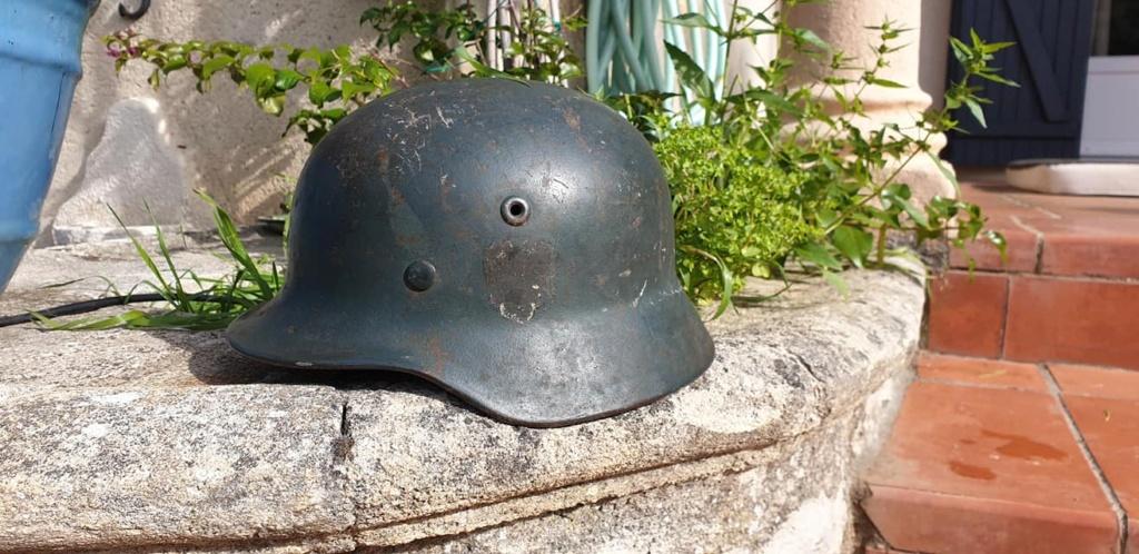 Casque allemand M40 kriegsmarine camo Blog_210