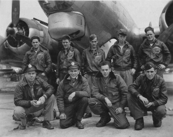 Blouson A2 8th air force  Media-10
