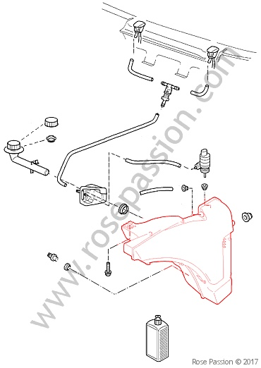 Panne de lave phares Porsche 997 carrera S de 2005 Fullsi21