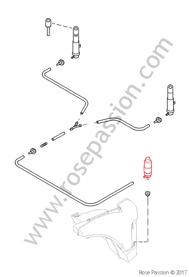 Panne de lave phares Porsche 997 carrera S de 2005 Fullsi22