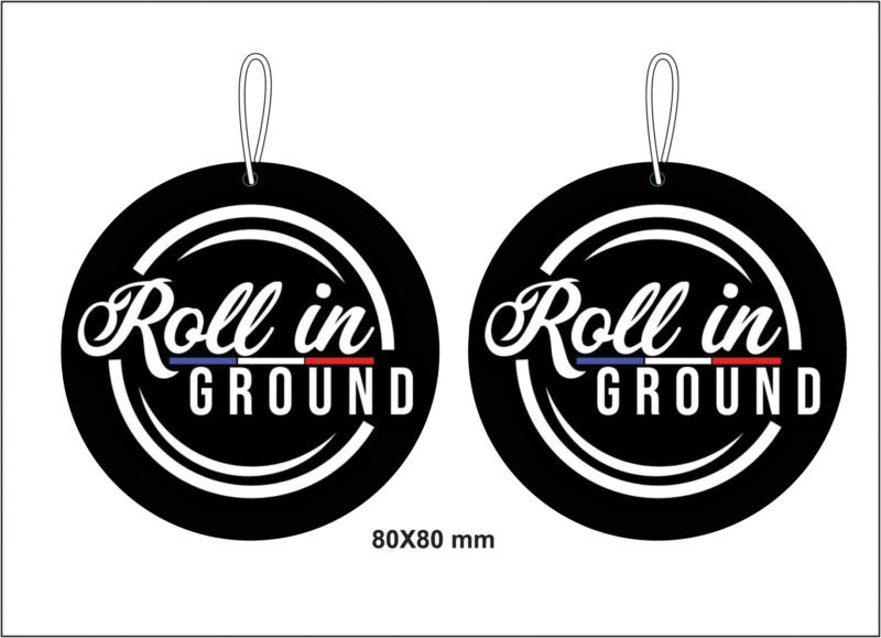 """[Suggestion] Désodorisant auto personnalisé  """"R32Passion"""" Roll-110"""