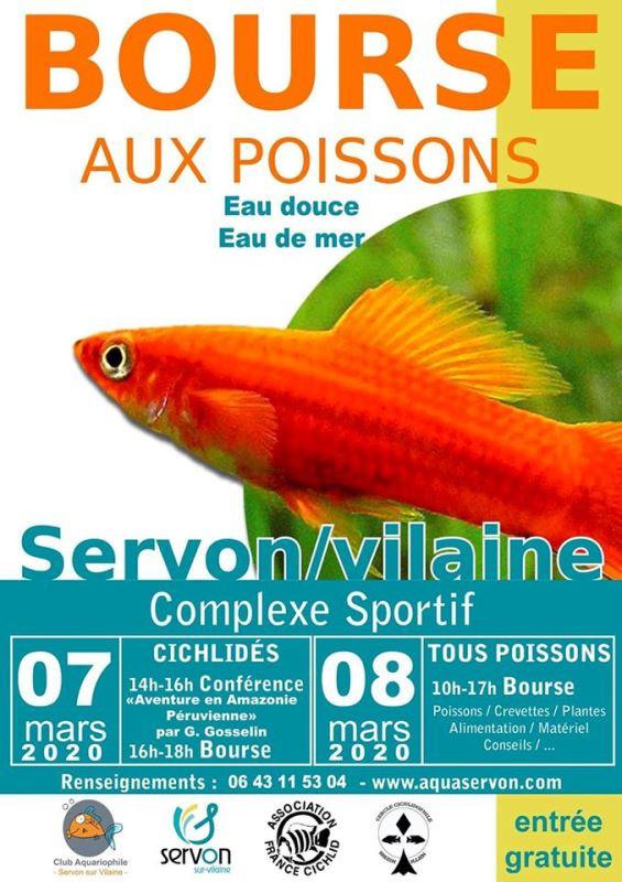 Bourse de Servon sur Vilaine (7 et 8 mars 2020)   83415310