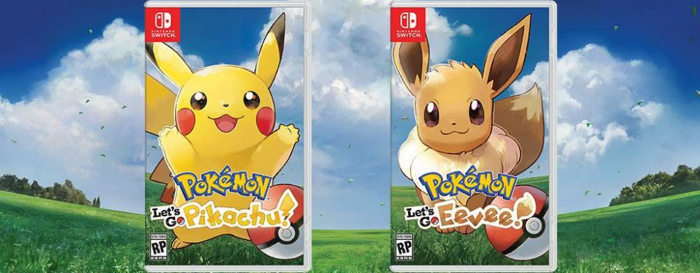 Pokémon : Let's Go, Pikachu et Évoli - Trailer de lancement (Nintendo Switch) 46142910