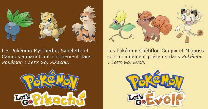 Pokémon : Let's Go, Pikachu et Évoli - Trailer de lancement (Nintendo Switch) 46328510