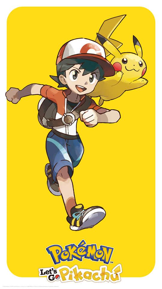 Pokémon : Let's Go, Pikachu et Évoli - Trailer de lancement (Nintendo Switch) 46424110