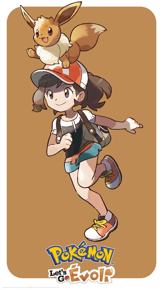 Pokémon : Let's Go, Pikachu et Évoli - Trailer de lancement (Nintendo Switch) 46427410