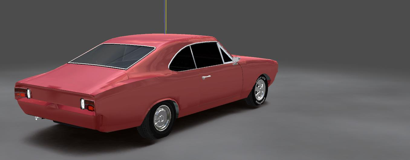 Opel Rekord C Coupe 3dsime71