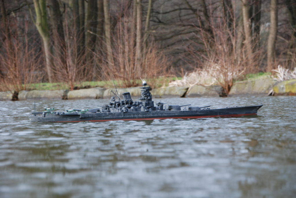 Die Yamato von De Agostini in 1/250  Dsc_0212