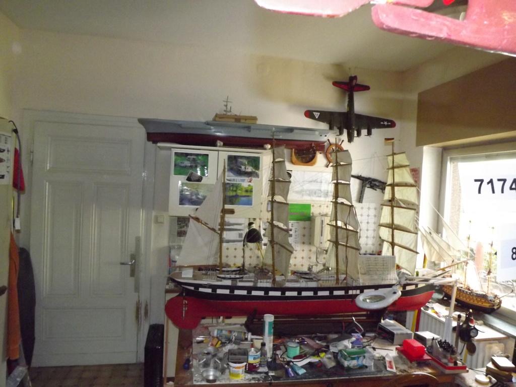 Schiffe und Boote im Wasser  Dscf9111
