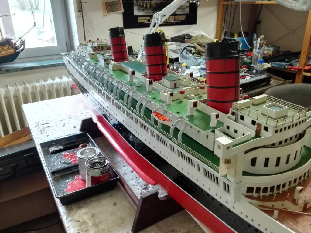 R.M.S. Queen Mary 1936 als RC Modell Img_2060