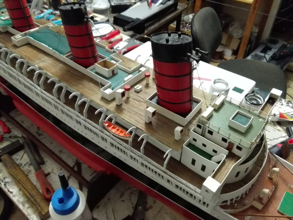 R.M.S. Queen Mary 1936 als RC Modell - Seite 2 Img_2122