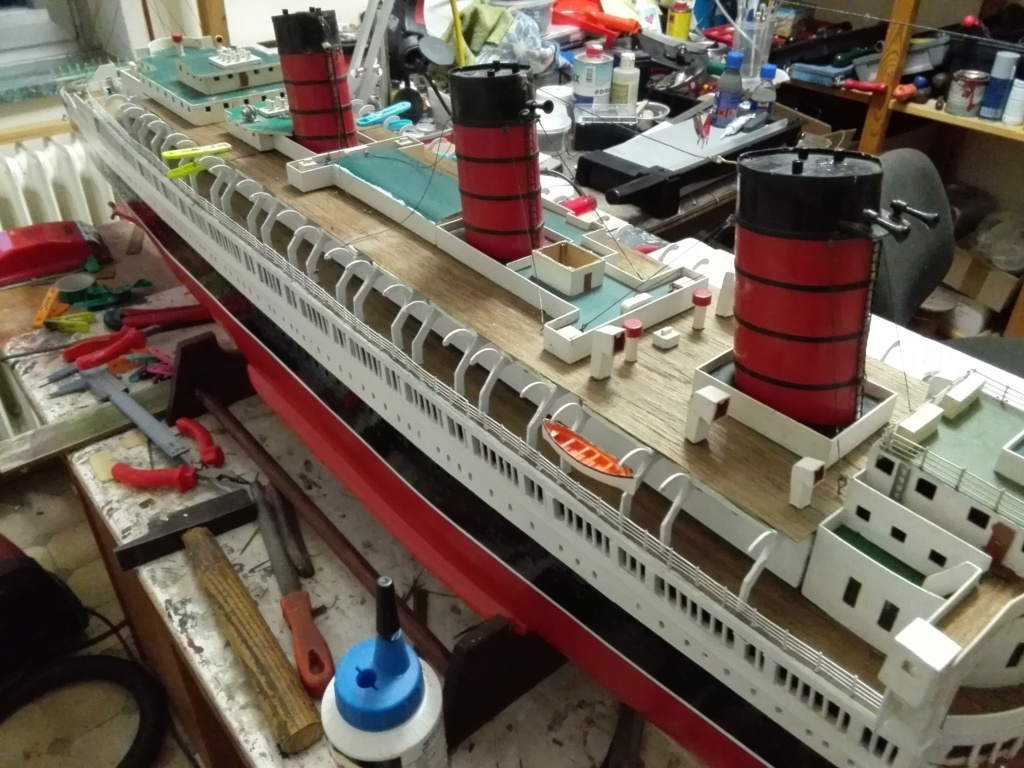 R.M.S. Queen Mary 1936 als RC Modell - Seite 2 Img_2125