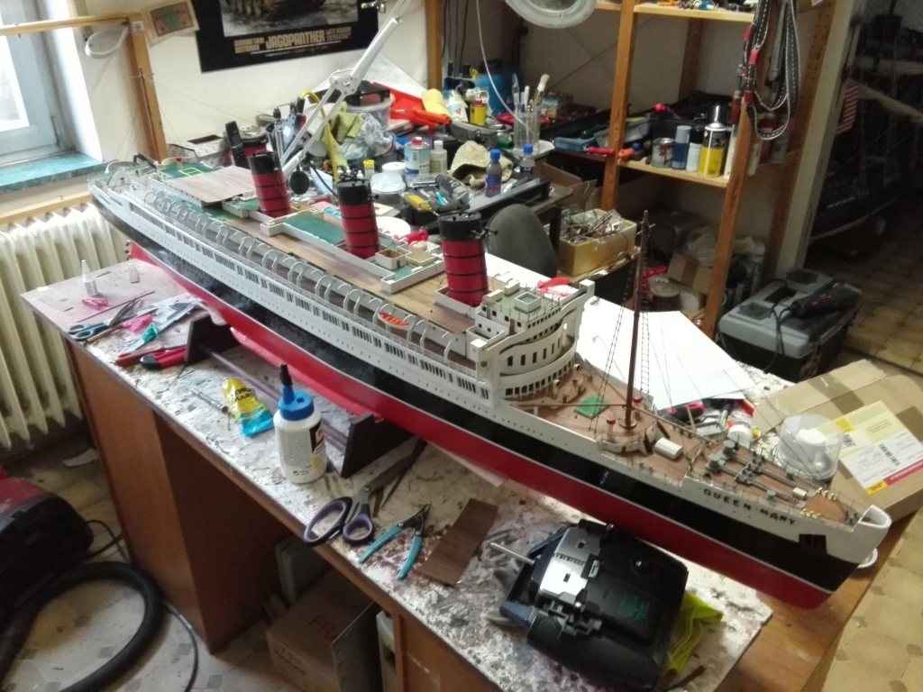 R.M.S. Queen Mary 1936 als RC Modell - Seite 2 Img_2127