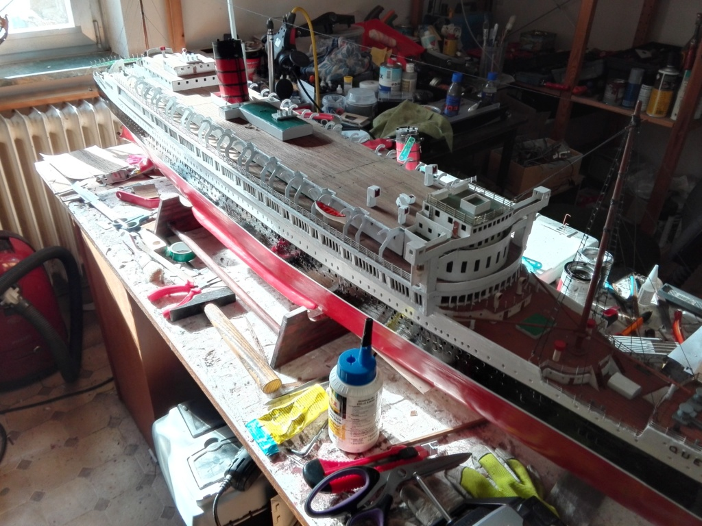 R.M.S. Queen Mary 1936 als RC Modell - Seite 2 Img_2134