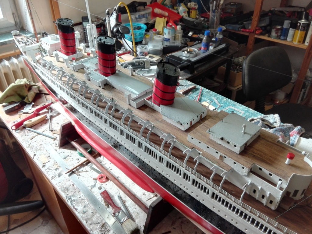 R.M.S. Queen Mary 1936 als RC Modell - Seite 2 Img_2138