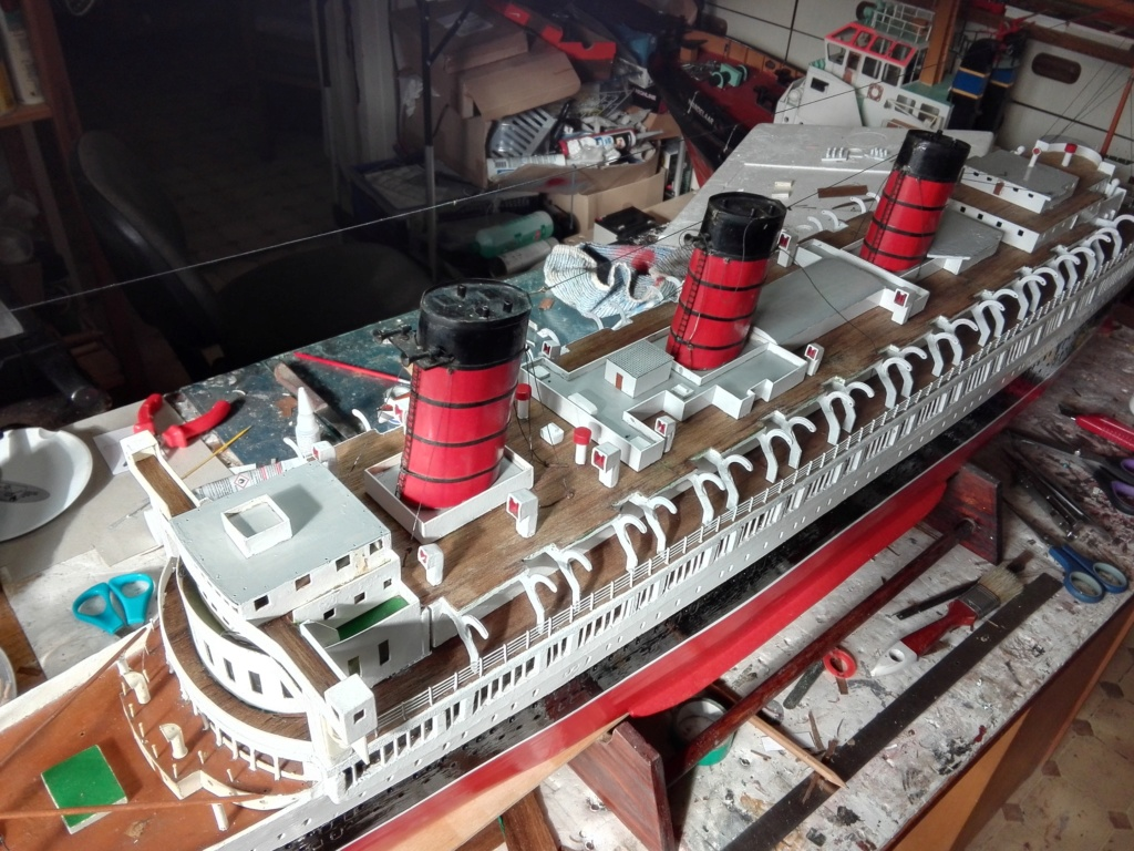 R.M.S. Queen Mary 1936 als RC Modell - Seite 2 Img_2140