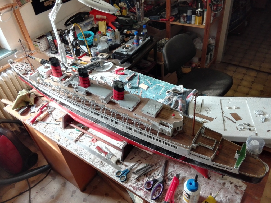 R.M.S. Queen Mary 1936 als RC Modell - Seite 2 Img_2141
