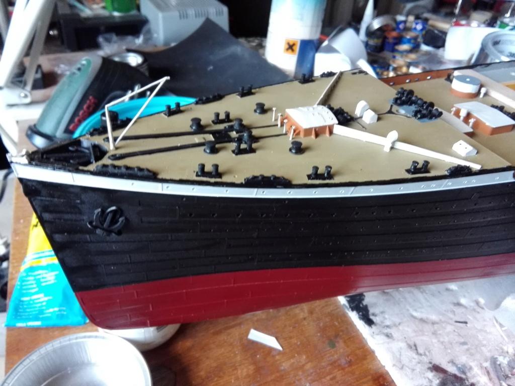 RMS Titanic / Trumpeter, 1:200 - als RC Version - Seite 3 Img_2514