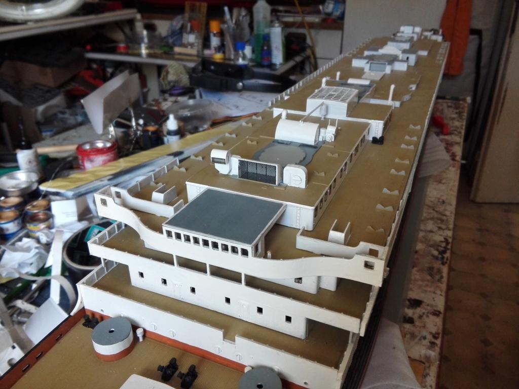 RMS Titanic / Trumpeter, 1:200 - als RC Version - Seite 3 Img_2529