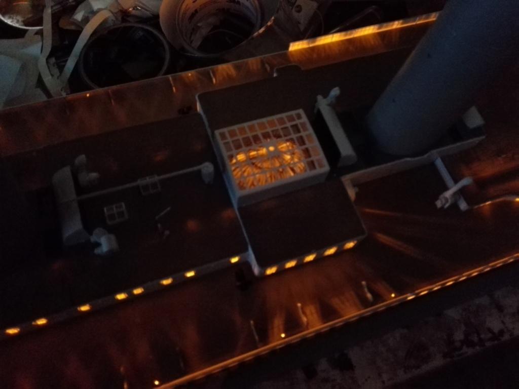 RMS Titanic / Trumpeter, 1:200 - als RC Version - Seite 3 Img_2534