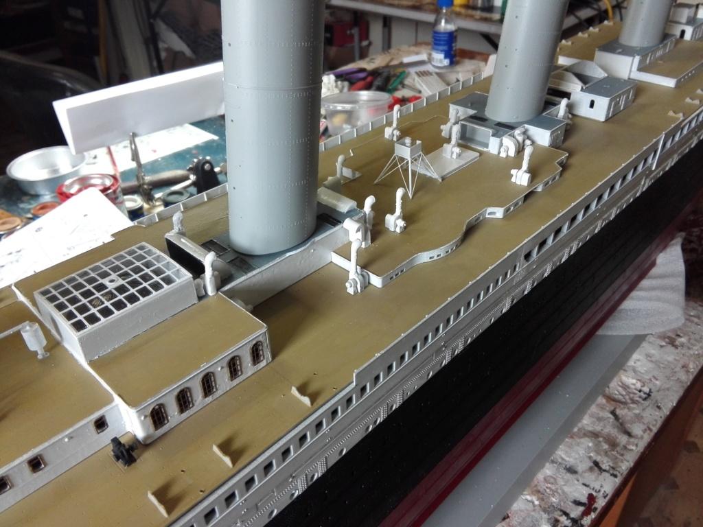 RMS Titanic / Trumpeter, 1:200 - als RC Version - Seite 3 Img_2543