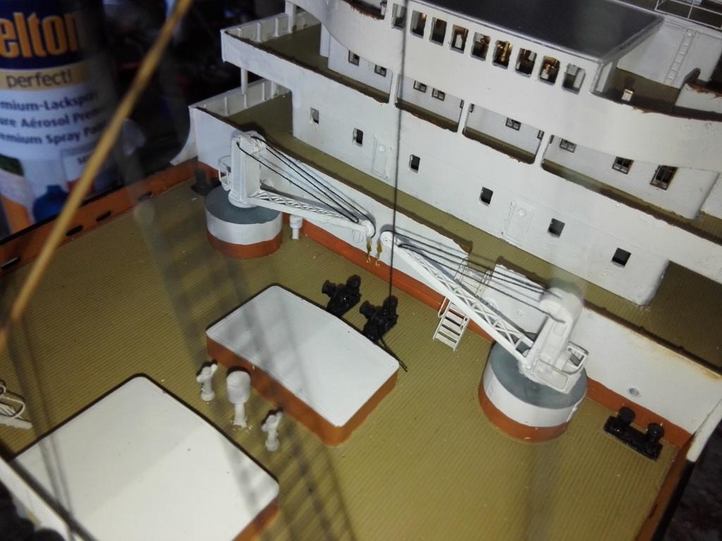 RMS Titanic / Trumpeter, 1:200 - als RC Version - Seite 6 Img_2678