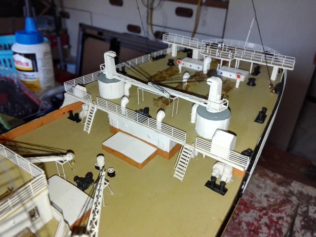 RMS Titanic / Trumpeter, 1:200 - als RC Version - Seite 6 Img_2679