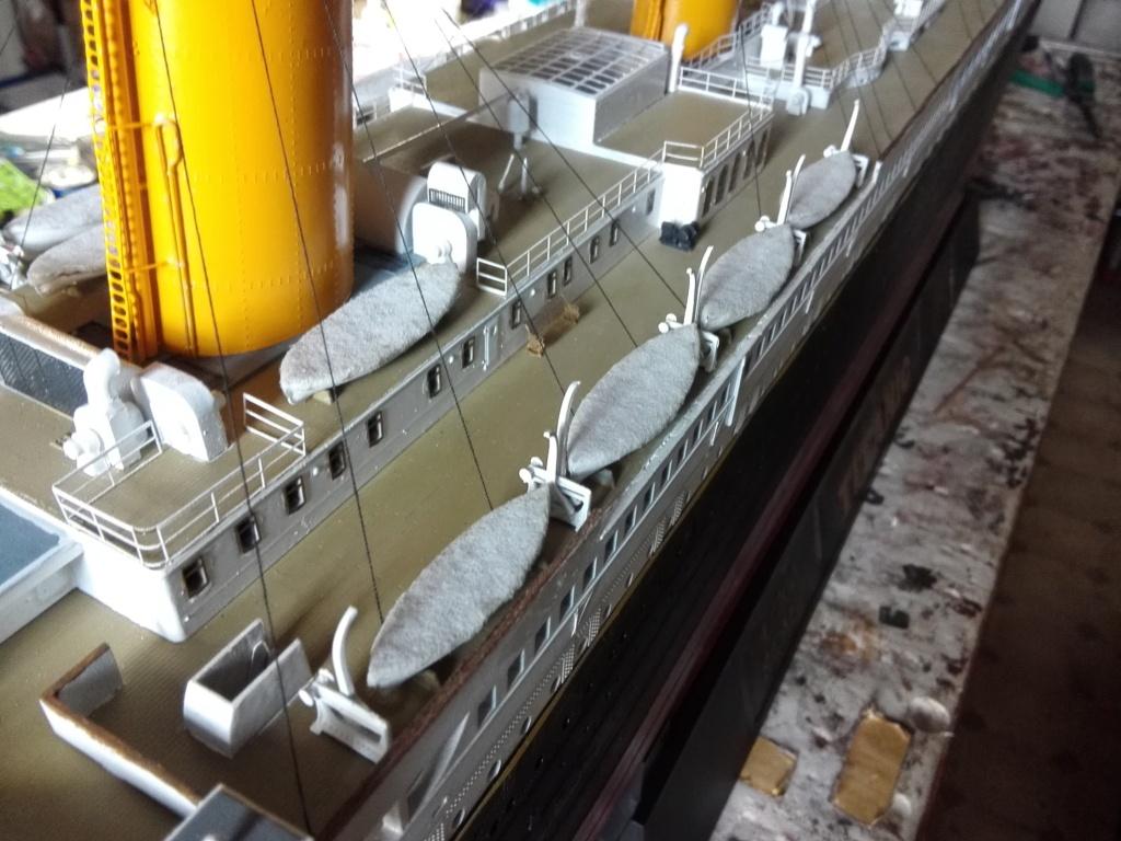 RMS Titanic / Trumpeter, 1:200 - als RC Version - Seite 6 Img_2704