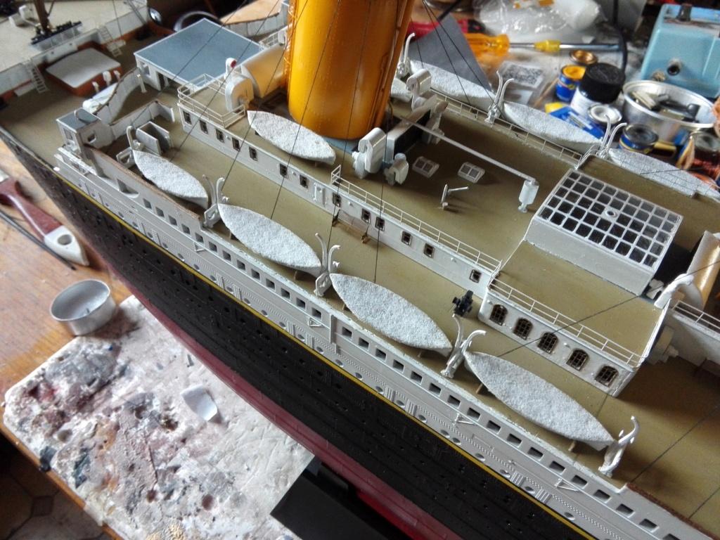 RMS Titanic / Trumpeter, 1:200 - als RC Version - Seite 6 Img_2706
