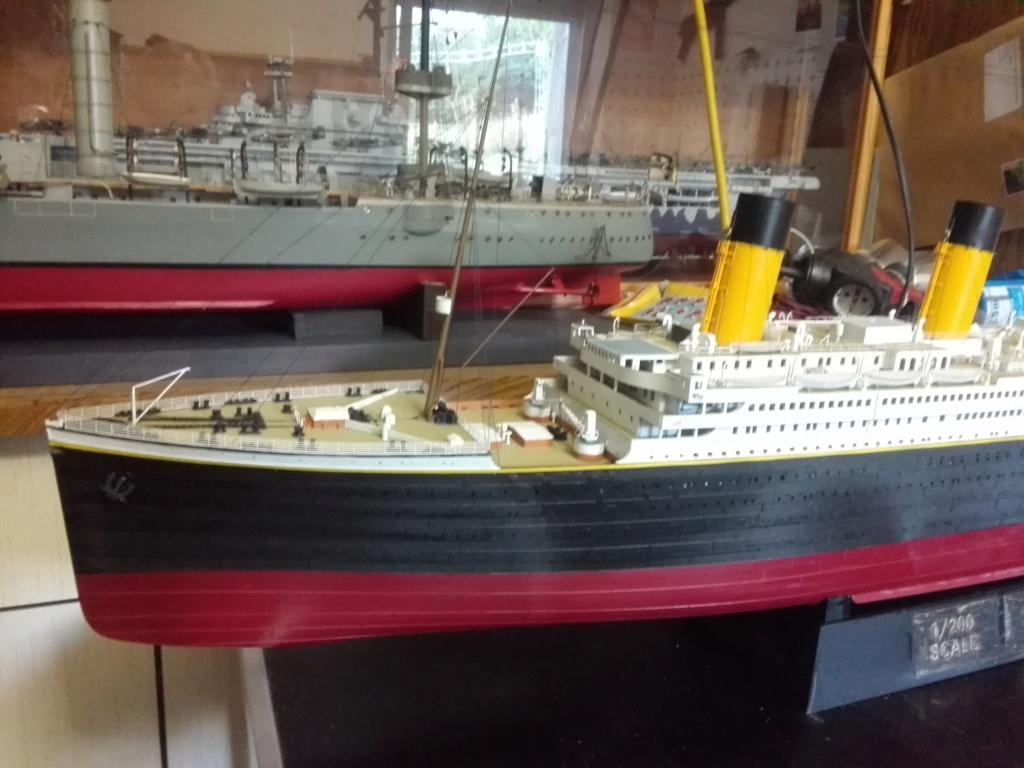 RMS Titanic / Trumpeter, 1:200 - als RC Version - Seite 6 Img_2725