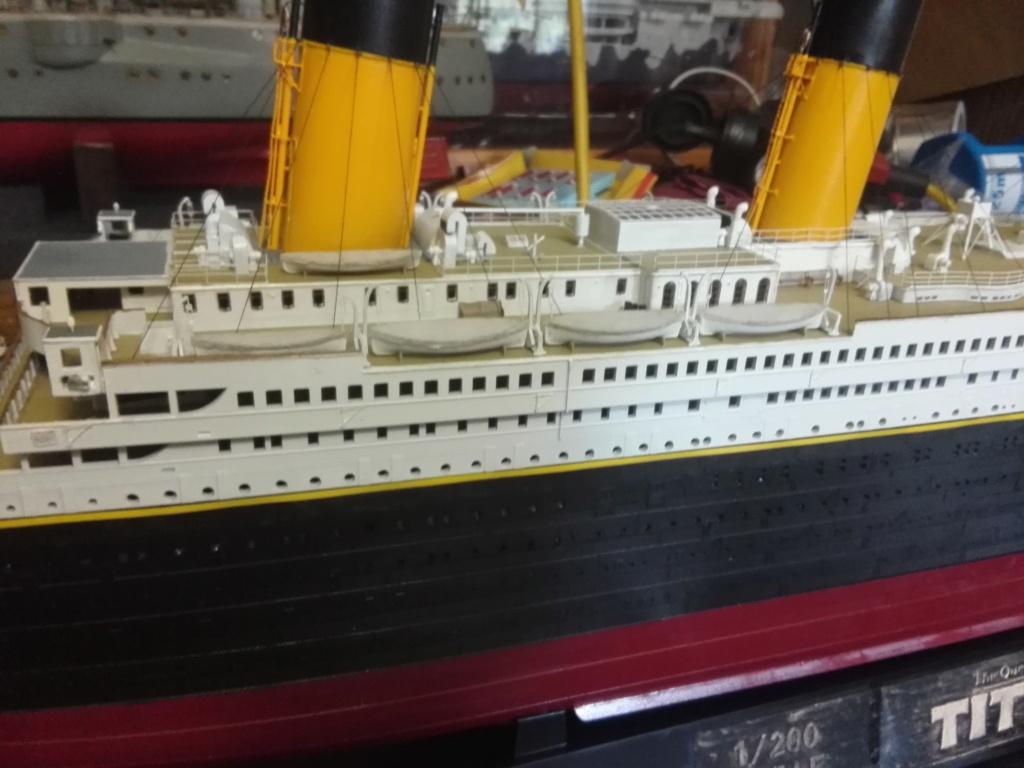 RMS Titanic / Trumpeter, 1:200 - als RC Version - Seite 6 Img_2726